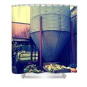 Fall City Farm  Shower Curtain