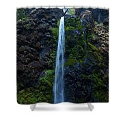 Fall Creek Falls II Shower Curtain