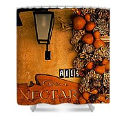 Fall Decoration Shower Curtain
