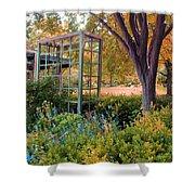 Fall Herb Garden0981 Shower Curtain