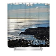 Fall In Rockport Shower Curtain