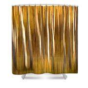 Fall In The Wasatch Shower Curtain