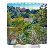 Fall In West Virginia Shower Curtain