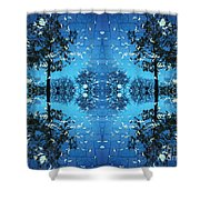 Autumn Leaves Fall Shower Curtain