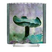 Fall Mushroom 18 Shower Curtain