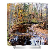 Fall River Shower Curtain