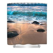 Fall Serene Shower Curtain