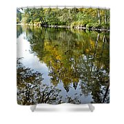 Fall Series 35 Shower Curtain