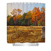 Fallbrook Shower Curtain