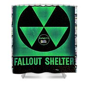 Fallout Shelter Wall 1 Shower Curtain