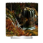 Falls At Hanging Lake Shower Curtain