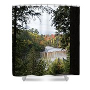 Falls In The Distance Shower Curtain
