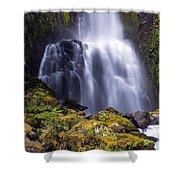 Falls In The Falls Shower Curtain