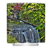 Falls.. Shower Curtain