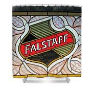 Falstaff Window Shower Curtain