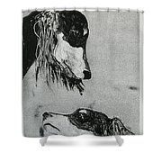 Family Affair Shower Curtain