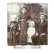 Family  Shower Curtain