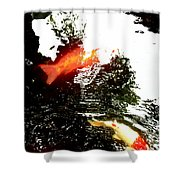 Family Members 6 Shower Curtain