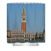 Famous Venice Italy Shower Curtain