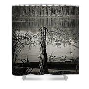 Fancher Davidge 1 Shower Curtain