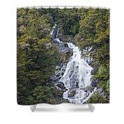 Fantail Falls Shower Curtain
