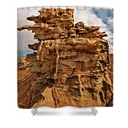 Fantastic Hoodoo Fantasy Canyon Utah United States Shower Curtain