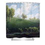 Fantastic Landscape Shower Curtain