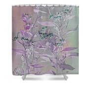 Fantasy By The Pond Shower Curtain