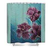 Fantasy Floral Shower Curtain