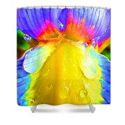 Fantasy Flower 4 Shower Curtain