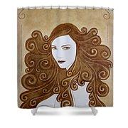 Fantasy I Shower Curtain