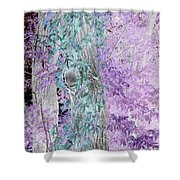 Fanticy In Reality Shower Curtain
