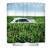 Far Afield Shower Curtain