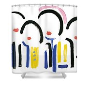 Farewell Viet Nam Shower Curtain