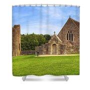 Farleigh Hungerford Castle Shower Curtain