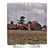 Farm 2 Shower Curtain