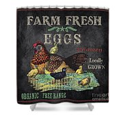 Farm Fresh-jp2636 Shower Curtain