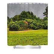 Farm Journal - Hidden History Shower Curtain