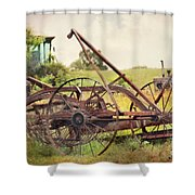 Farm Life Shower Curtain