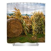 Farm Life1 Shower Curtain