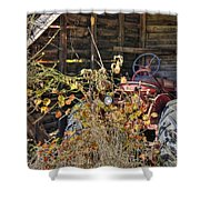 Farmall Find Shower Curtain