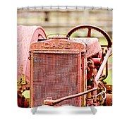 Farming Relic Shower Curtain
