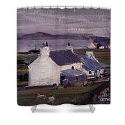 Farmsteading Shower Curtain