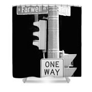 Farwell And Brady Shower Curtain