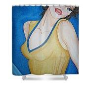 Fashion Art Shower Curtain