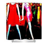 Fashion Statement Shower Curtain