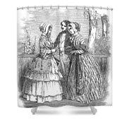 Fashion Women's, 1847 Shower Curtain