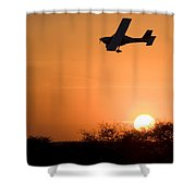 Fast And Low Shower Curtain