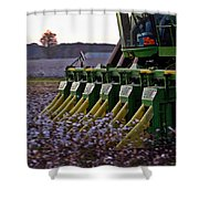 Fast Picker Shower Curtain