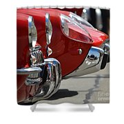 Fast Sports Cars Shower Curtain